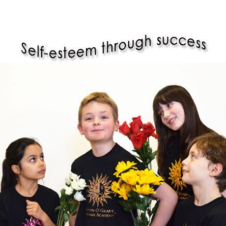 Self esteem through success
