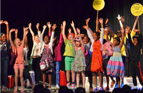 Drama shool for kids summer show 6
